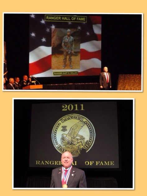Photos from the induction ceremony into the Ranger Hall Of Fame (2011)