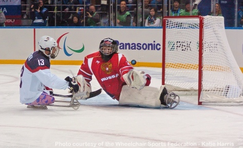 The game winning goal that won the Olympic gold medal!